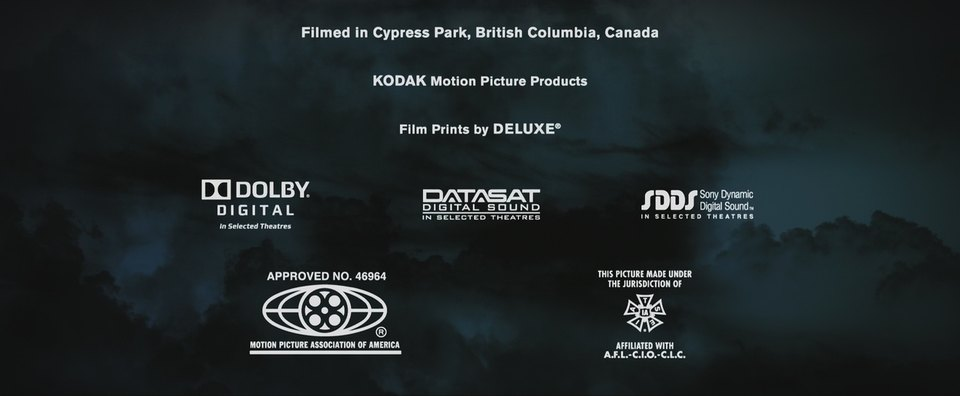 """Prints By Deluxe Credits: IMCDb.org: """"Final Destination 5, 2011"""": Cars, Bikes"""