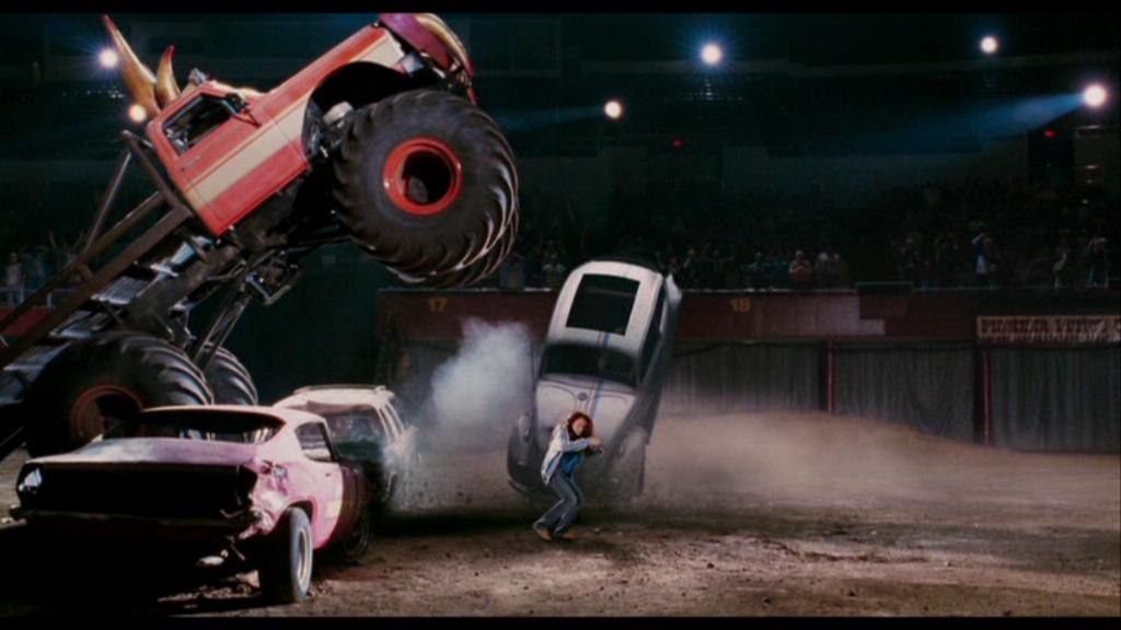 """Monster Truck Rc Cars >> IMCDb.org: Chevrolet C-10 in """"Herbie: Fully Loaded, 2005"""""""