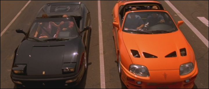 Imcdb Org 1995 Ferrari F355 Spider In The Fast And The Furious 2001