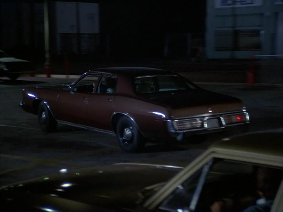 "IMCDb.org: 1977 Dodge Monaco In ""The Fall Guy, 1981-1986"""