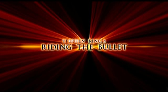 """IMCDb.org: """"Riding the Bullet, 2004"""": cars, bikes, trucks and other vehicles"""