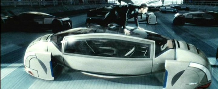 minority report 2002 cars bikes trucks and other vehicles. Black Bedroom Furniture Sets. Home Design Ideas