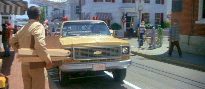 """IMCDb.org: 1973 Chevrolet Blazer Cheyenne [K-5] in """"Jaws ..."""