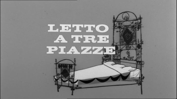 Letto A Tre Piazze.Imcdb Org Letto A Tre Piazze 1960 Cars Bikes Trucks And Other