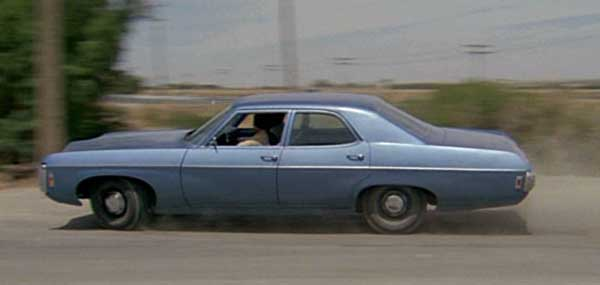 2006 Chevrolet Impala Ss >> IMCDb.org: 1969 Chevrolet Impala Four Door Sedan [16469 ...