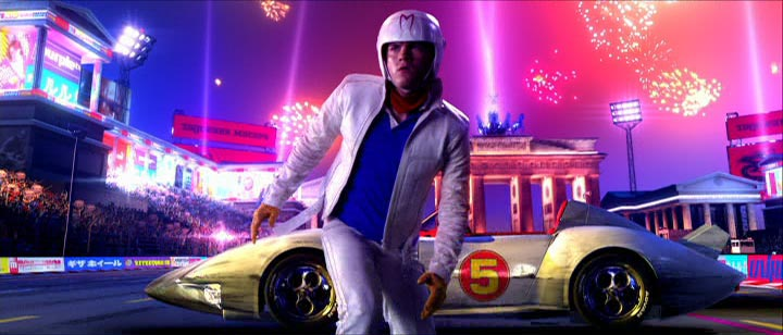 Imcdb Org Made For Movie Mach 5 In Quot Speed Racer 2008 Quot