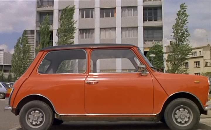 Imcdborg 1977 Mini 1100 Special Mkiv Ado20 In La Menace 1977