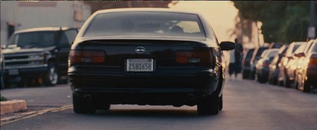 "2006 Chevrolet Impala Ss >> IMCDb.org: 1995 Chevrolet Impala SS in ""Waist Deep, 2006"""