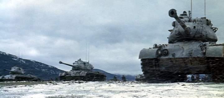 IMCDb org: 1951 Chrysler M47 'Patton' as Tiger II in