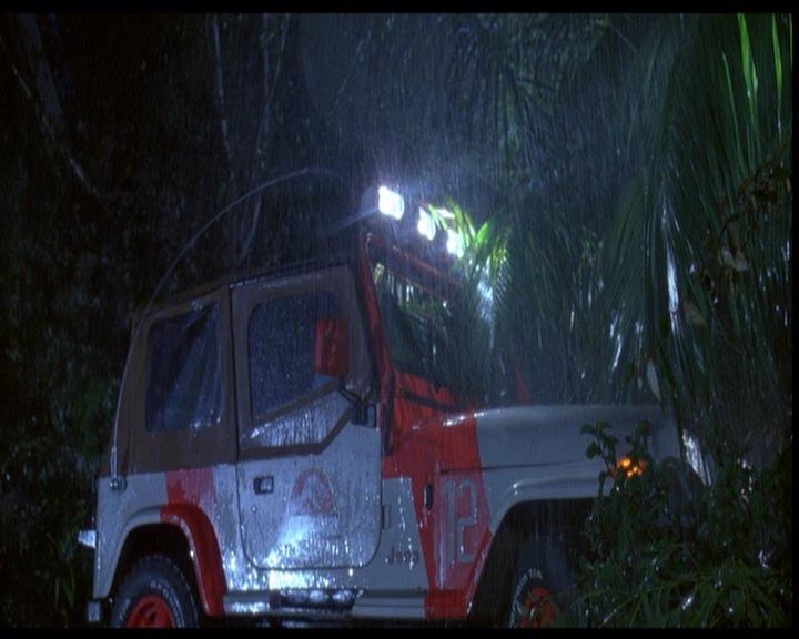 "Best Tires For Jeep Wrangler >> IMCDb.org: 1993 Jeep Wrangler Sahara [YJ] in ""Jurassic ..."