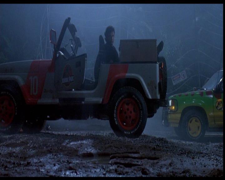 1993 Jeep Wrangler Sahara YJ In Jurassic