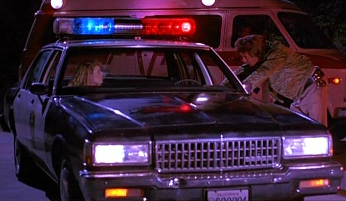 Imcdb 1987 chevrolet caprice 9c1 in 976 evil 2 the astral its a caprice chevy stopped using the impala name by the time these headlights were used publicscrutiny Images