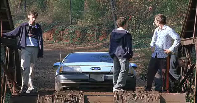 Imcdb Org 1989 Ford Taurus In Quot Road Trip 2000 Quot