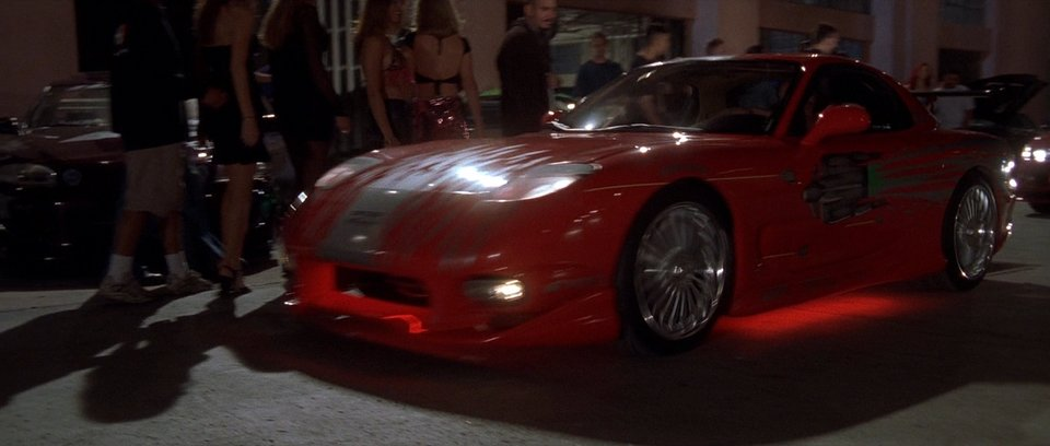 Imcdb Org 1993 Mazda Rx 7 Fd In Quot The Fast And The