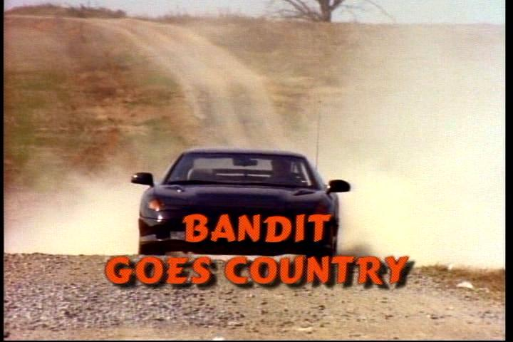 Imcdb Org Quot Bandit Bandit Goes Country 1994 Quot Cars