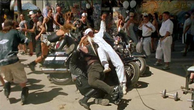 "Harley Road Glide >> IMCDb.org: Harley-Davidson Electra Glide in ""Babe: Pig in ..."