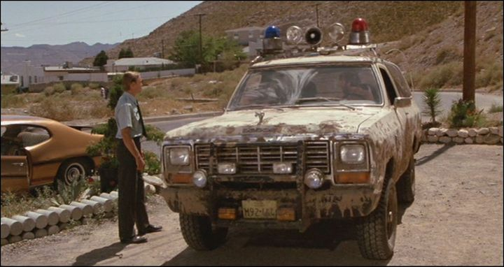 Imcdb Org 1983 Dodge Ramcharger In Quot Lone Wolf Mcquade 1983 Quot