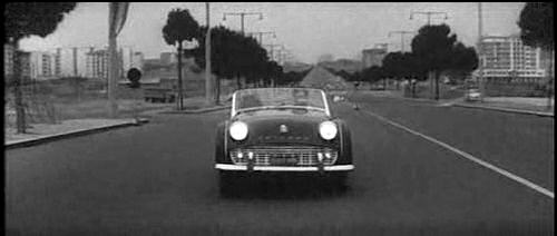 1960 Triumph TR3 A - Oldtimer zu verkaufen