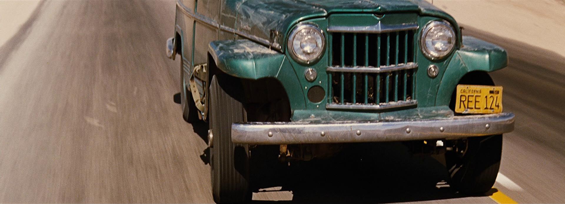 1950 To 1955 Jeep Wagon