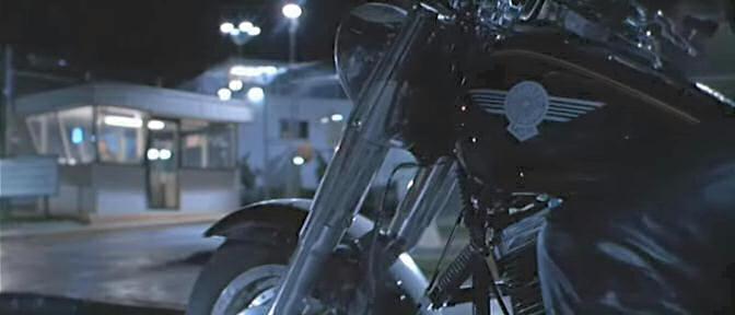 IMCDb org: 1991 Harley-Davidson FLSTF Fat Boy in