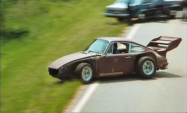 Imcdb Org 1969 Porsche 911 In Quot The Cannonball Run 1981 Quot