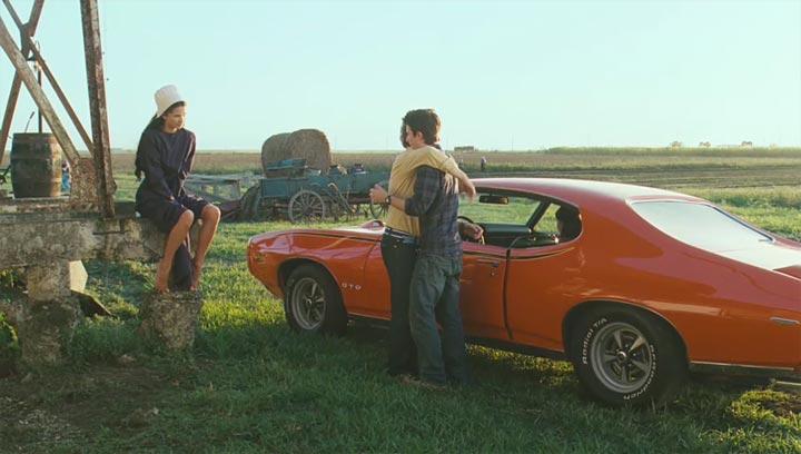 "IMCDb.org: 1969 Pontiac GTO The Judge in ""Sex Drive, 2008"""