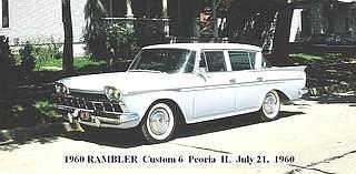 "Amc Classic Quincy 6 >> IMCDb.org: 1961 Rambler Classic in ""Quincy M.E., 1976-1983"""