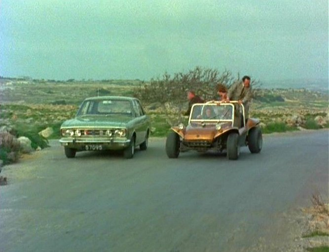 Imcdb Org 1969 Ford Cortina 1600e Mkii In Quot The Protectors