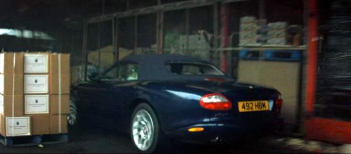 "IMCDb.org: 1998 Jaguar XKR X100 in ""Entrapment, 1999"""