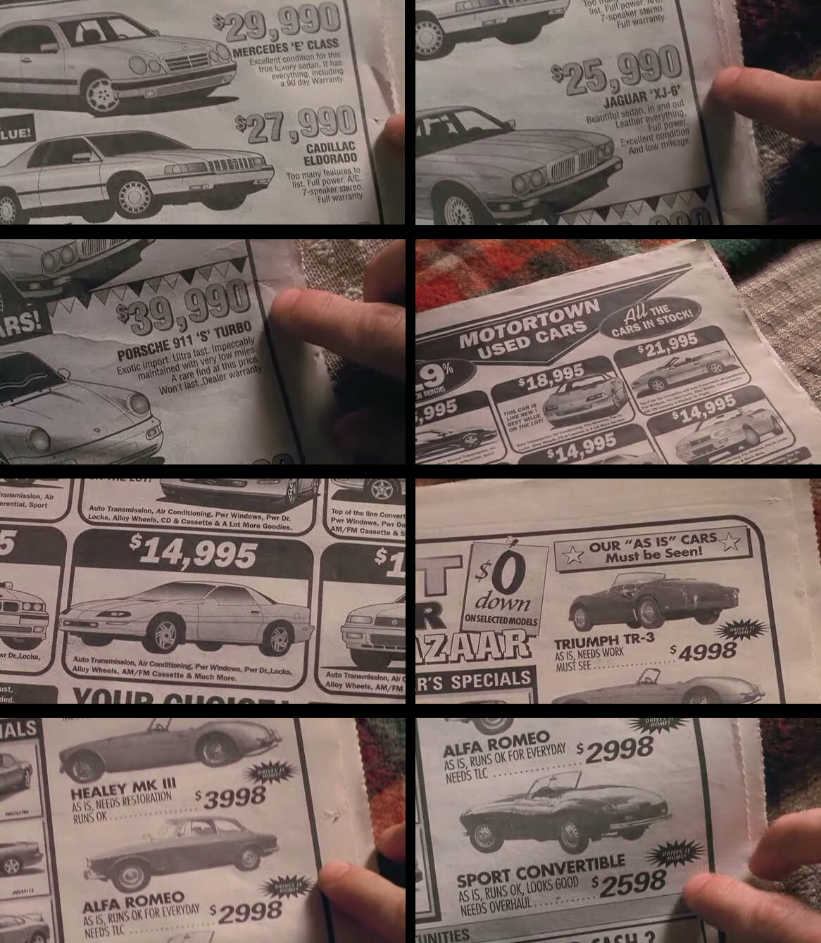 "2000 Toyota Camry >> IMCDb.org: ""Spider-Man, 2002"": cars, bikes, trucks and other vehicles"