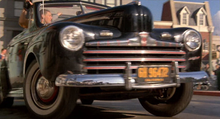 Imcdb Org 1946 Ford Super De Luxe Convertible 69a In
