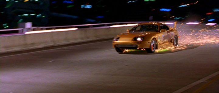 "IMCDb.org: 1993 Toyota Supra Turbo Mk.IV [JZA80] in ""2 ..."