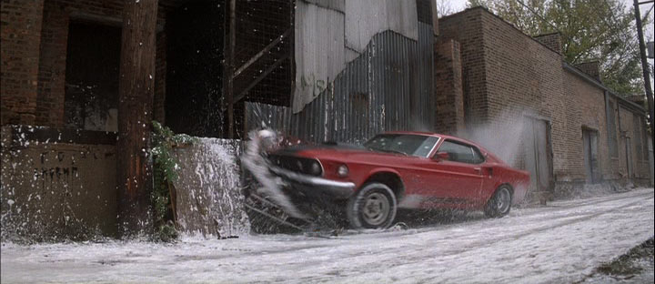 Imcdb Org 1969 Ford Mustang In Quot Running Scared 1986 Quot
