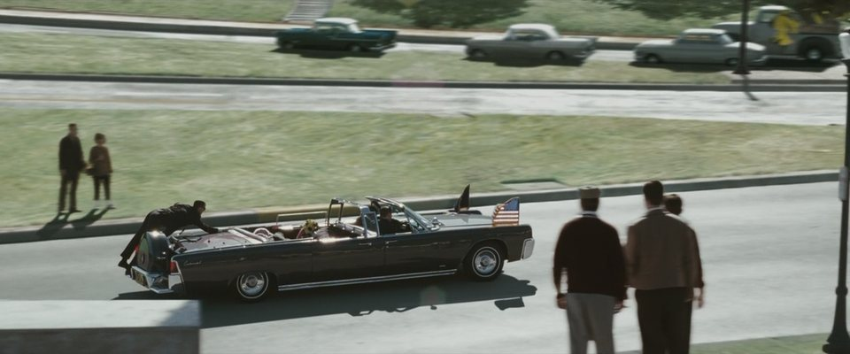 Imcdb Org 1962 Lincoln Continental Presidential Limousine Replica