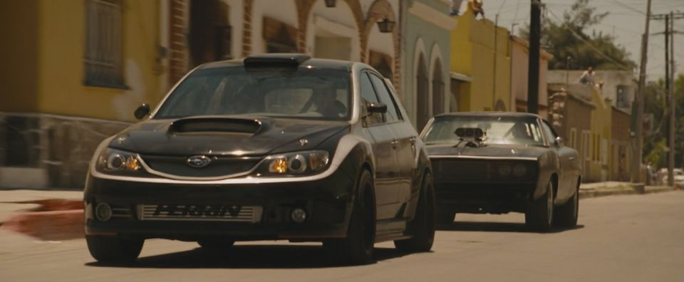 Imcdb 2009 Subaru Impreza Wrx Sti Gh In Fast Furious 2009