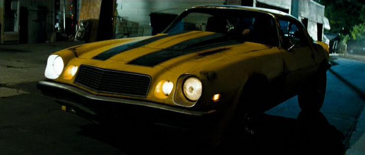 "IMCDb.org: 1977 Chevrolet Camaro Z28 in ""Transformers, 2007"""