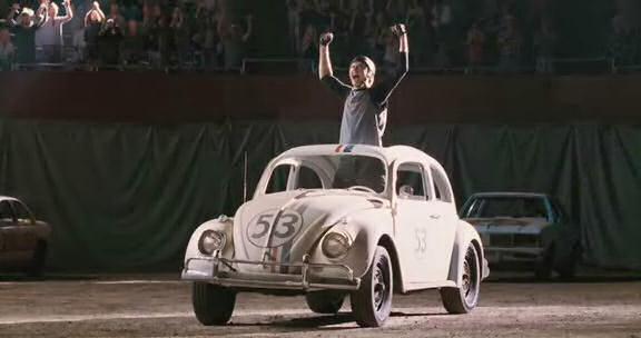 """IMCDb.org: 1963 Volkswagen Sun-Roof Sedan 'Beetle' [Typ 1] in """"Herbie: Fully Loaded, 2005"""""""