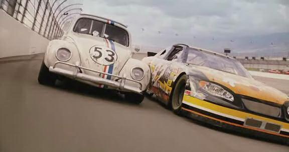 "Jeff Gordon Chevrolet >> IMCDb.org: Chevrolet Monte Carlo NASCAR in ""Herbie: Fully ..."