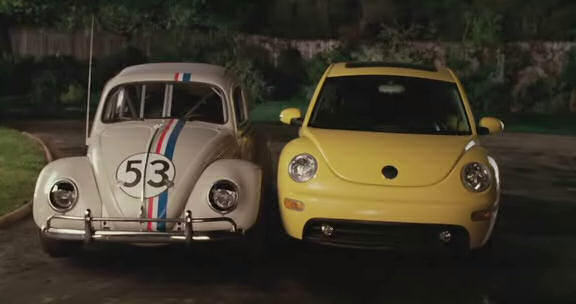 "IMCDb.org: 1963 Volkswagen Sun-Roof Sedan 'Beetle' [Typ 1] in ""Herbie: Fully Loaded, 2005"""