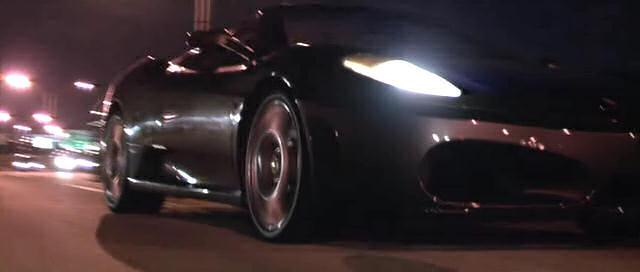Imcdb Org 2006 Ferrari F430 Spider F1 In Quot Miami Vice 2006 Quot