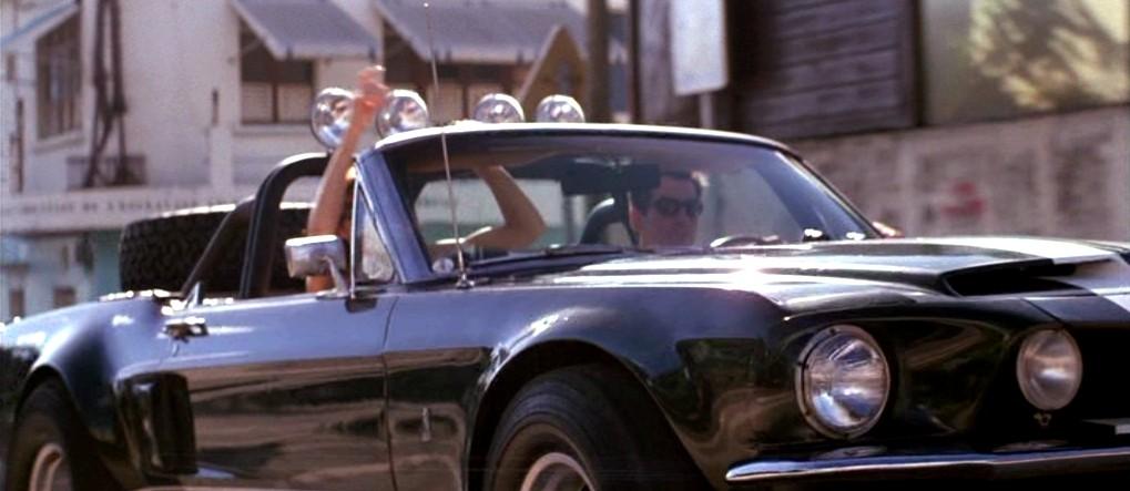 "Car Garage For Sale >> IMCDb.org: 1968 Ford Mustang GTA in ""The Thomas Crown Affair, 1999"""