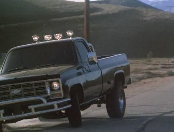 "IMCDb.org: 1979 Chevrolet C-20 Fleetside in ""Nightmares, 1983"""