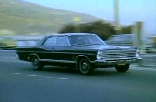 Imcdb Org 1967 Ford Galaxie 500 Four Door Sedan In Quot Chips