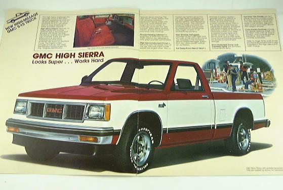 IMCDb org: 1982 GMC S-15 High Sierra in