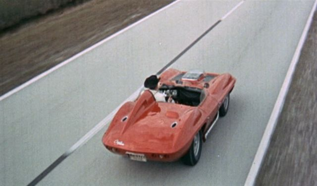 IMCDb.org: 1959 Chevrolet Corvette XP-87 Stingray Racer in ...