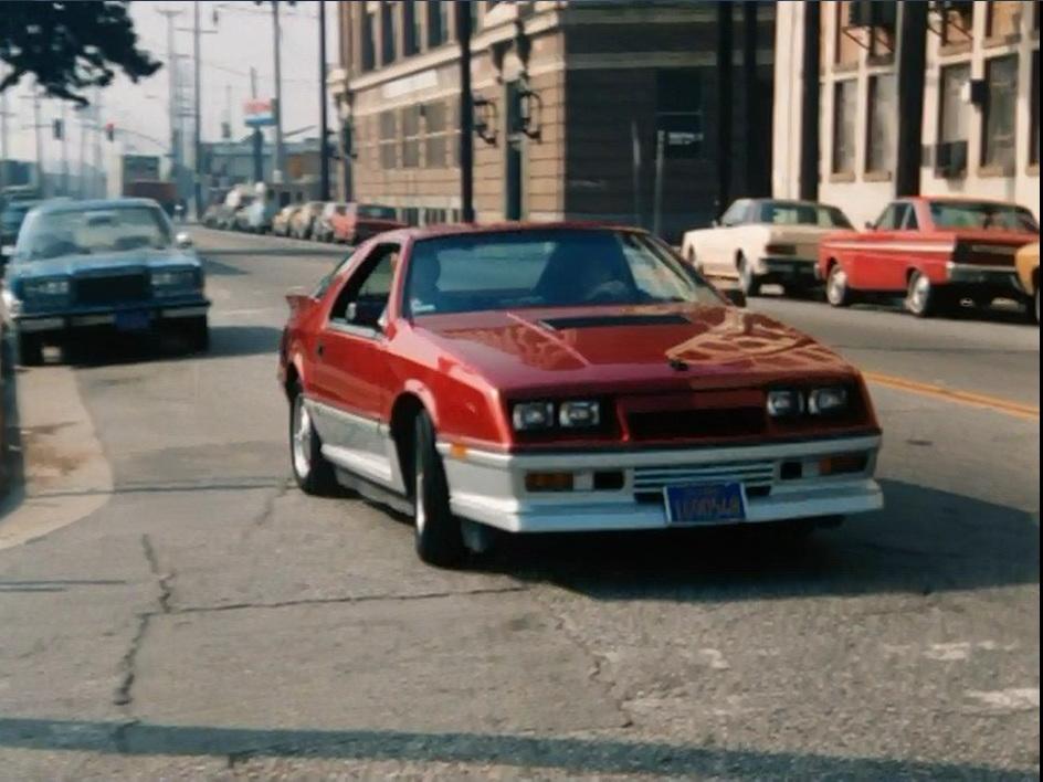 IMCDborg 1984 Dodge Daytona Turbo Z G In Hunter 1991