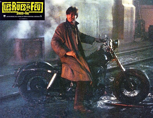 "2018 Harley Davidson Road Glide >> IMCDb.org: 1958 Harley-Davidson Electra Glide in ""Streets of Fire, 1984"""