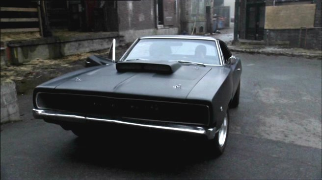 Imcdb Org 1968 Dodge Charger In Quot Blade The Series 2006 Quot