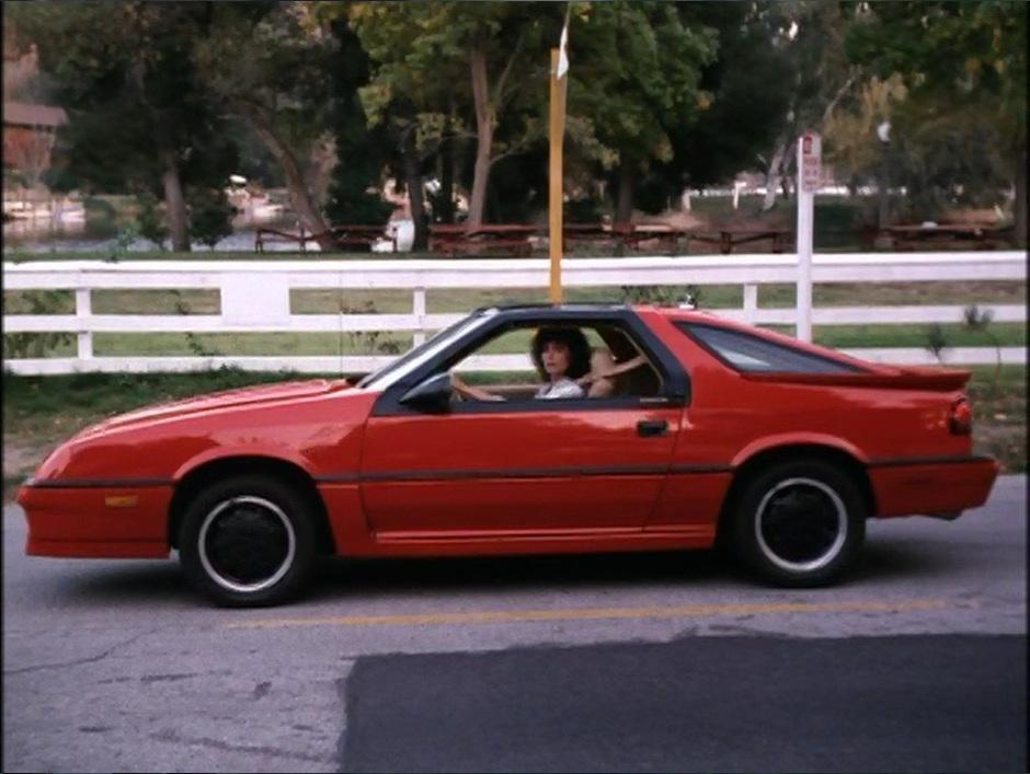 IMCDb.org: 1987 Dodge Daytona Shelby Z in