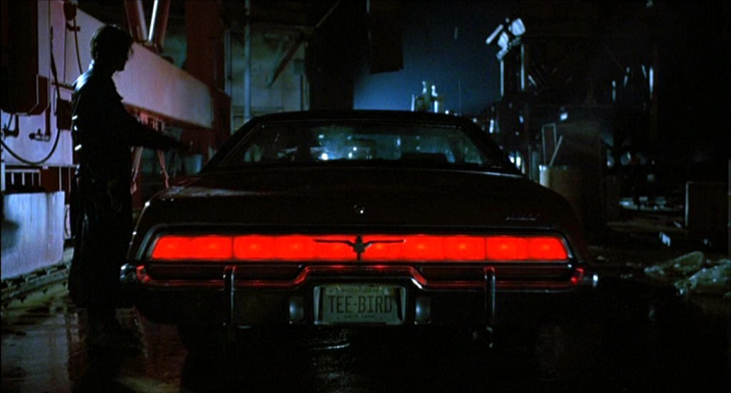 """A Lot Of Cars >> IMCDb.org: 1973 Ford Thunderbird in """"The Crow, 1994"""""""